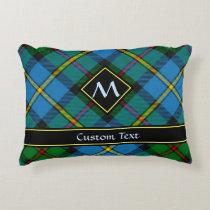 Clan MacLeod Hunting Tartan Accent Pillow
