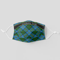 Clan MacLeod Hunting Tartan Adult Cloth Face Mask