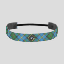 Clan MacLeod Hunting Tartan Athletic Headband