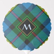 Clan MacLeod Hunting Tartan Balloon