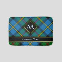 Clan MacLeod Hunting Tartan Bath Mat