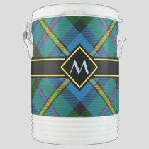 Clan MacLeod Hunting Tartan Beverage Cooler