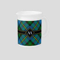 Clan MacLeod Hunting Tartan Beverage Pitcher