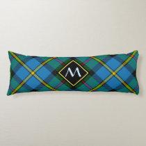 Clan MacLeod Hunting Tartan Body Pillow