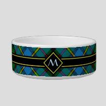 Clan MacLeod Hunting Tartan Bowl