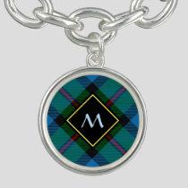Clan MacLeod Hunting Tartan Bracelet