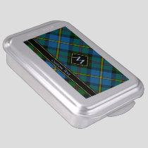 Clan MacLeod Hunting Tartan Cake Pan