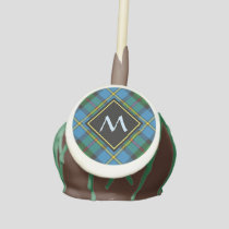 Clan MacLeod Hunting Tartan Cake Pops