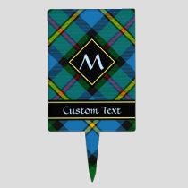 Clan MacLeod Hunting Tartan Cake Topper