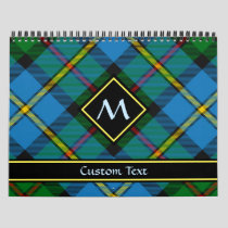 Clan MacLeod Hunting Tartan Calendar