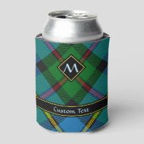 Clan MacLeod Hunting Tartan Can Cooler