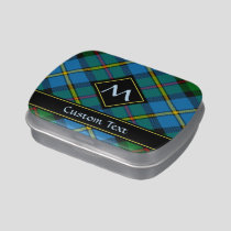 Clan MacLeod Hunting Tartan Candy Tin