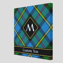 Clan MacLeod Hunting Tartan Canvas Print