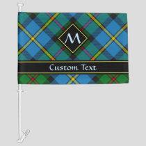 Clan MacLeod Hunting Tartan Car Flag