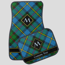 Clan MacLeod Hunting Tartan Car Floor Mat