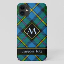 Clan MacLeod Hunting Tartan iPhone 11 Case