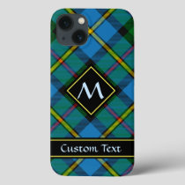 Clan MacLeod Hunting Tartan iPhone 13 Case