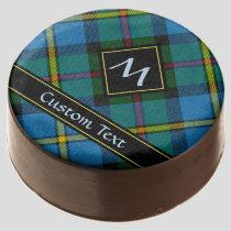 Clan MacLeod Hunting Tartan Chocolate Covered Oreo