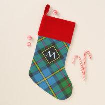 Clan MacLeod Hunting Tartan Christmas Stocking