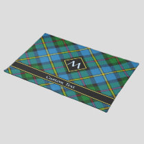 Clan MacLeod Hunting Tartan Cloth Placemat
