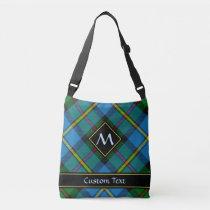 Clan MacLeod Hunting Tartan Crossbody Bag