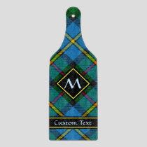 Clan MacLeod Hunting Tartan Cutting Board