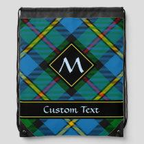 Clan MacLeod Hunting Tartan Drawstring Bag