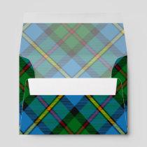 Clan MacLeod Hunting Tartan Envelope