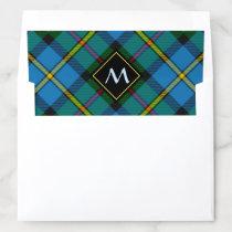 Clan MacLeod Hunting Tartan Envelope Liner