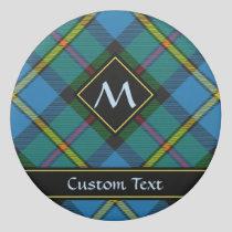 Clan MacLeod Hunting Tartan Eraser