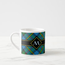 Clan MacLeod Hunting Tartan Espresso Cup