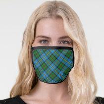 Clan MacLeod Hunting Tartan Face Mask