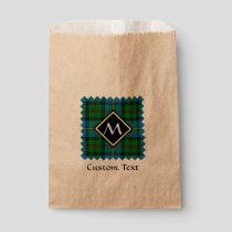 Clan MacLeod Hunting Tartan Favor Bag