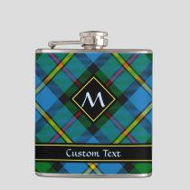 Clan MacLeod Hunting Tartan Flask