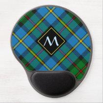 Clan MacLeod Hunting Tartan Gel Mouse Pad