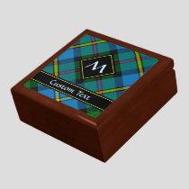 Clan MacLeod Hunting Tartan Gift Box