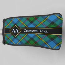 Clan MacLeod Hunting Tartan Golf Head Cover