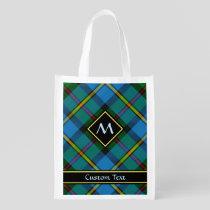 Clan MacLeod Hunting Tartan Grocery Bag