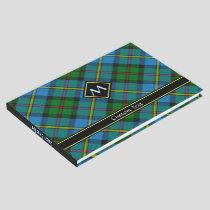 Clan MacLeod Hunting Tartan Guest Book