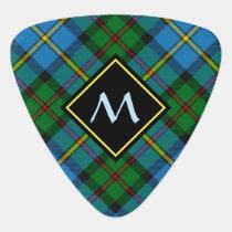 Clan MacLeod Hunting Tartan Guitar Pick