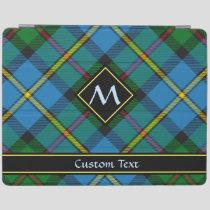 Clan MacLeod Hunting Tartan iPad Smart Cover