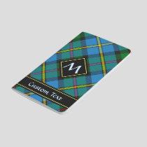 Clan MacLeod Hunting Tartan Journal