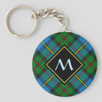 Clan MacLeod Hunting Tartan Keychain