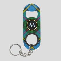 Clan MacLeod Hunting Tartan Keychain Bottle Opener