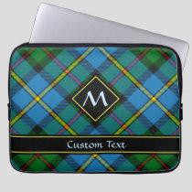 Clan MacLeod Hunting Tartan Laptop Sleeve