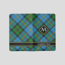Clan MacLeod Hunting Tartan Large Moleskine Notebook