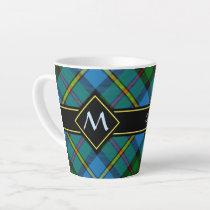 Clan MacLeod Hunting Tartan Latte Mug