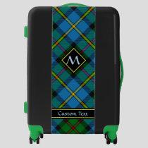 Clan MacLeod Hunting Tartan Luggage