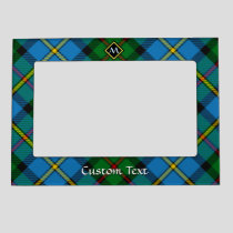 Clan MacLeod Hunting Tartan Magnetic Frame