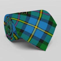 Clan MacLeod Hunting Tartan Neck Tie
